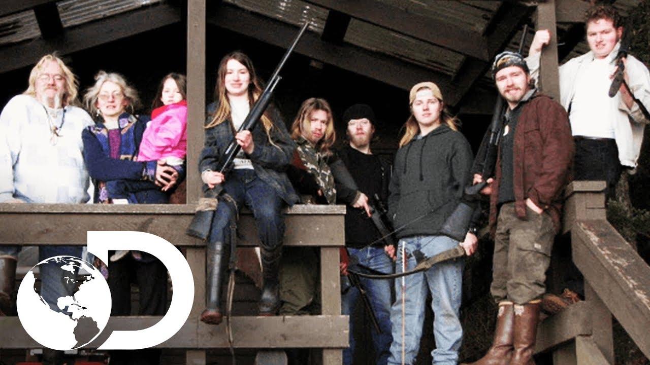 Uma Familia Nada Tradicional A Grande Familia Do Alasca