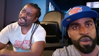 LIVE from the NBA Draft!| NEW YORK KNICKS DRAFT KEVIN KNOX!| Knicks Fan Reaction