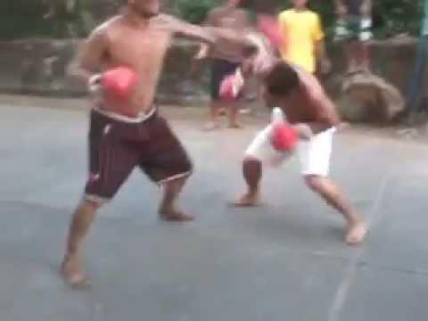 taas ng bukal tanay rizal boxing knockdown