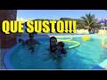 VDC #209 - PISCINA E SUSTO DO BEBÊ!!!