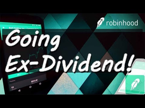 High Yield DIVIDEND PAYMENT Opportunity! | Robinhood APP Investing