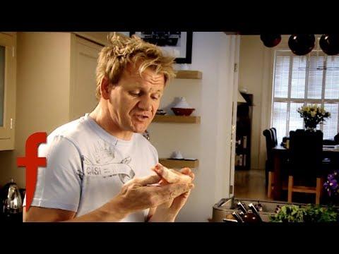 Gordon Ramsay Teaches How To Pan Roast A Pork Chop | The F Word