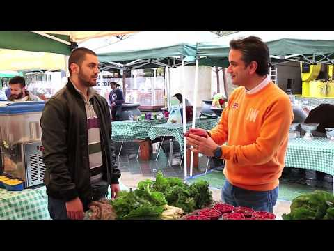 Souk el Tayeb: Beirut's Farmers Market