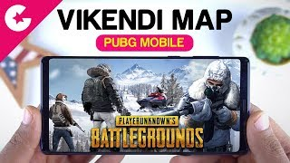 VIKENDI Snow Map (PUBG Mobile) How To Play & What's New!!