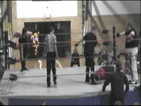 Jaxson Pride & Jesse Clark vs. JC Michaels & Kenny O'Brien