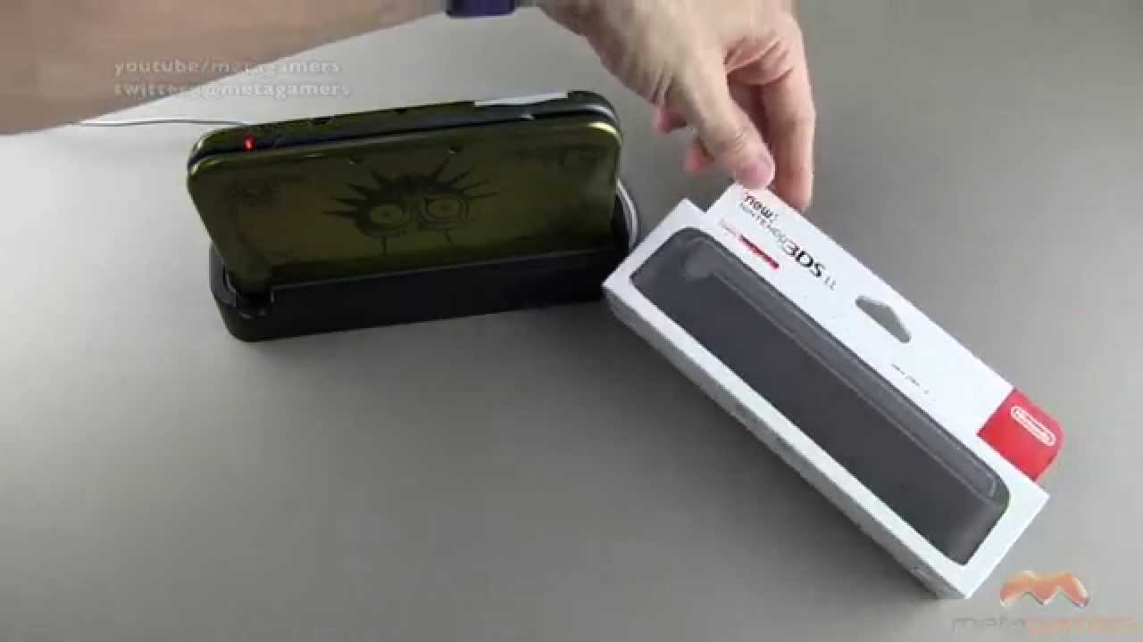 New Nintendo 3ds Xl Charging Dock Youtube