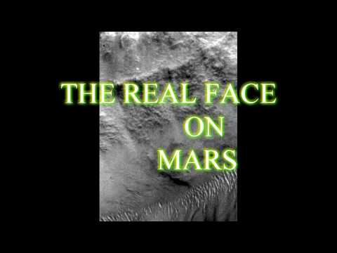 THE REAL FACE on MARS