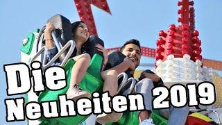 Die TOP Kirmes & Volksfest Neuheiten 2019