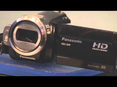 2008 CES - Panasonic VIERA Link
