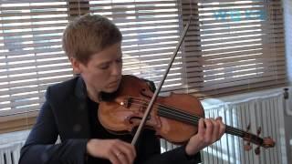 Isabelle Faust Plays Bach