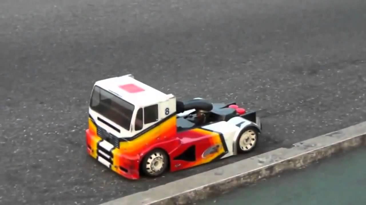 Balap Mobil Truk Remot Kontrol Youtube