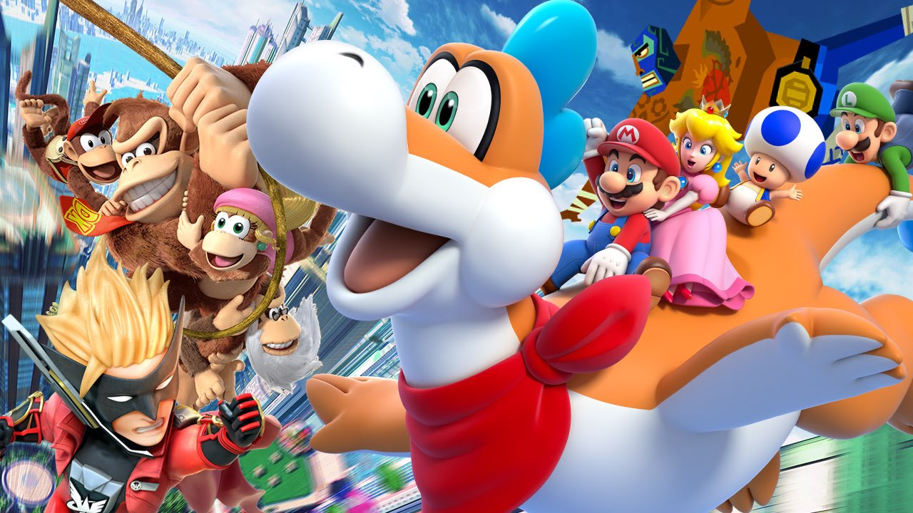 New Wii U Games : Top wii u games youtube