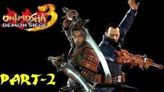 Onimusha 3 Demon Siege Walkthrough Part 2