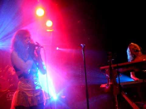 Indica - Eerie Eden (live Nouveau Casino De Paris 13/11/10)