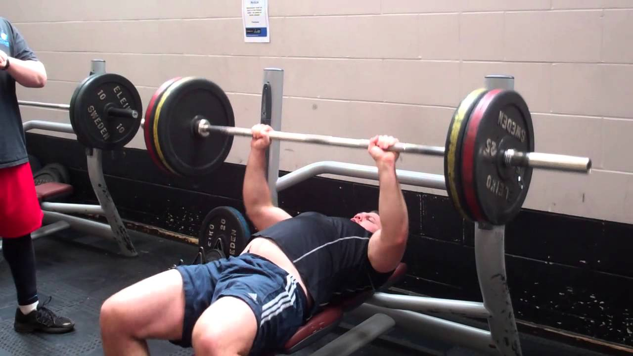 Bench Press Rugby Strength Conditioning Keir Wenham Flatt