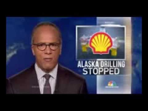 Shell Abruptly Pulls the Plug on Arctic Oil Drilling