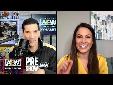 AEW Dynamite Pre-Show |  01/13/21