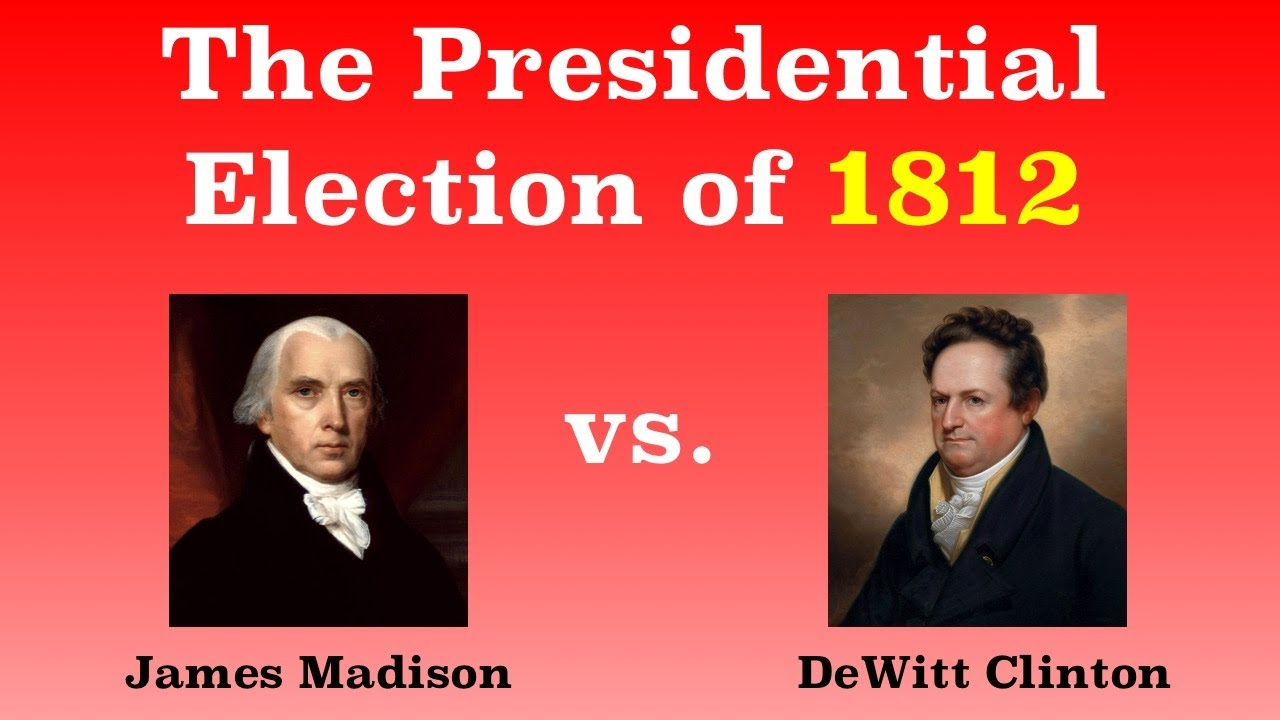 United States elections, 1812