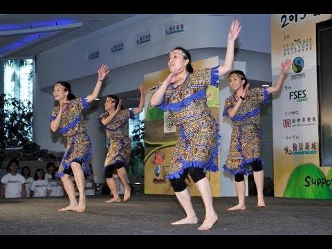 Fair Trade Fortnight 2013 Afircan Dance by OULAMII SOOJ African Drum & Dance Academy