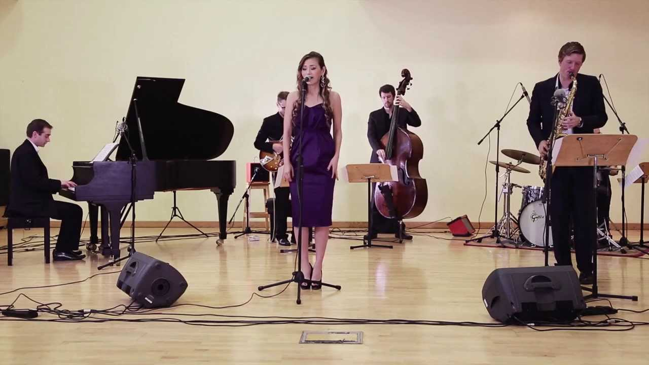 Wedding Jazz Band Hire The Swingin Times Perform L O V E
