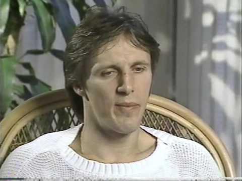 Mike Bossy Really Good Rare Hockey Night in Canada Profile February 1987