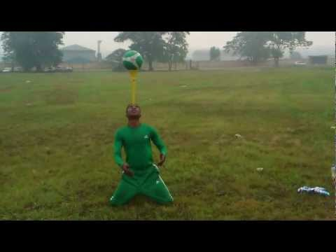 Best ball juggler in Nigeria