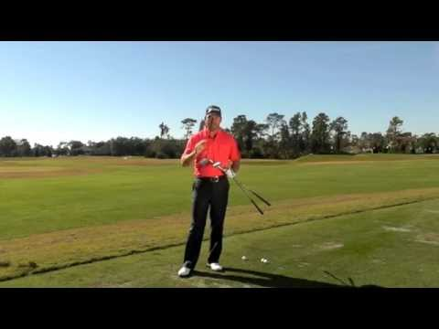 Graeme McDowell: How to play the 100 yard pitch shot
