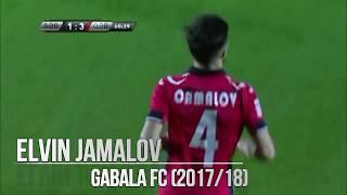 Elvin Jamalov - Gabala FC | 2017/18