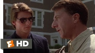 Rain Man (1/11) Movie CLIP - I'm An Excellent Driver (1988) HD