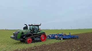 Vector 800 with Fendt MT 1162 Vario