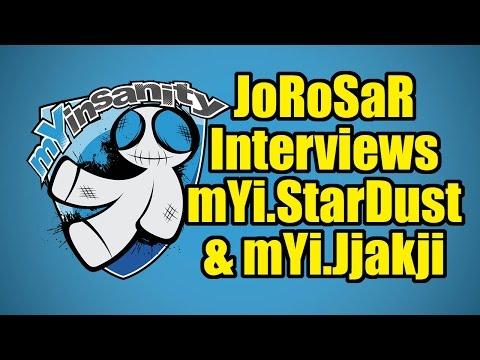 JoRoSaR Interviews mYi.StarDust & mYi.Jjakji