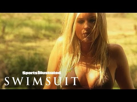 Throwback Thursday: Rebecca Romijn 1998 | Sports Illustrated Swimsuit