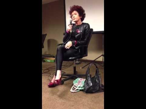 Patricia Quinn on Shock Treatment