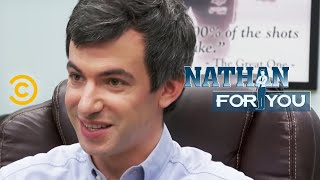 Nathan For You - The Diarrhea Times