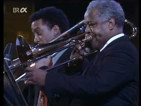 John Gordon Trombones Unlimited - Jazzwoche Burghausen 1993 fragm. 1