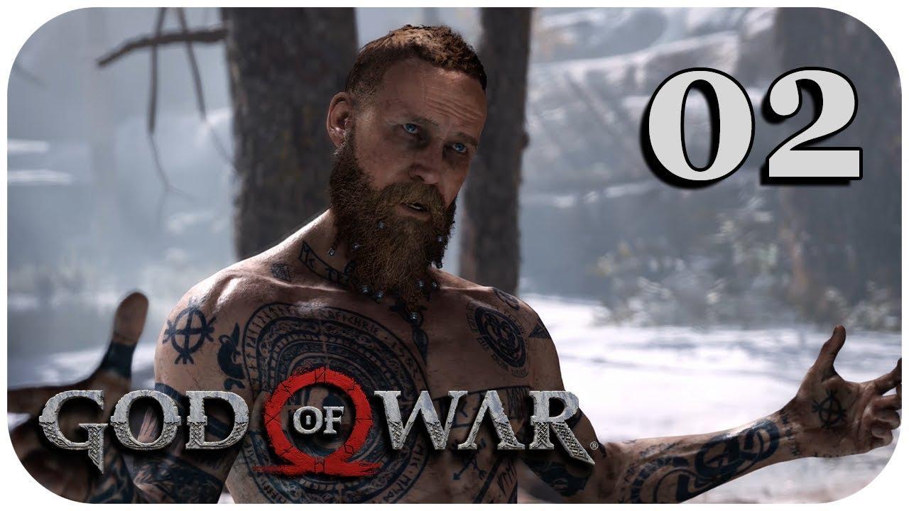 God Of War Der Fremde