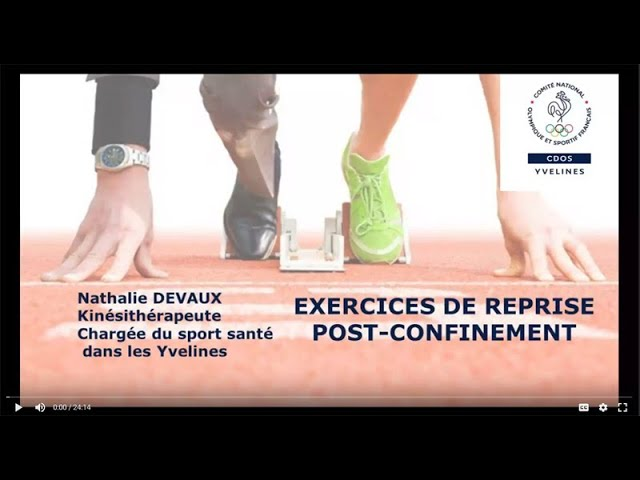 CDHBY - CDOS : exercices de reprise post covid-19