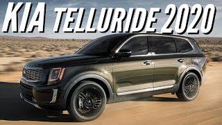 Kia Telluride 2020 - La SUV más grande de Kia