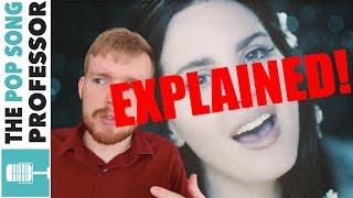 Lana Del Rey - Love   Song Lyrics Meaning Explanation