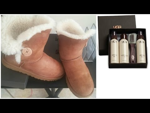 How to Clean UGG Boots with Ugg Cleaner YouTube