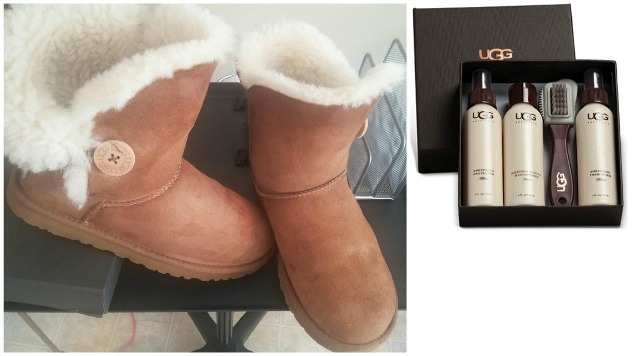 5a92c2b76e0 How to Clean UGG Boots with Ugg Cleaner