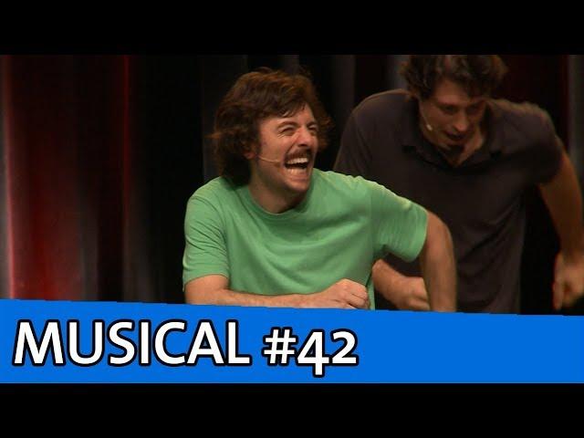 A ALMA ETERNA QUE FALECEU - MUSICAL #42