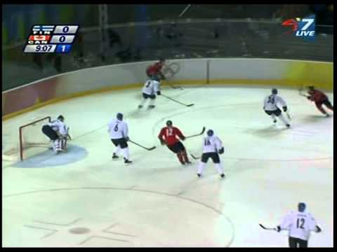 2006 Olympic Games in Turin, Finland - Canada (1)