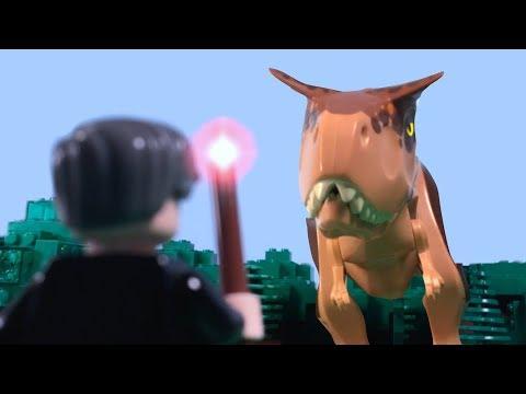 LEGO Jurassic World: Carnotaurus Attack (Brickfilm)