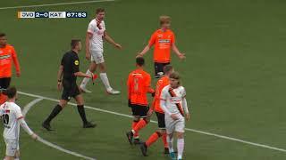Jong Volendam - Katwijk (2-3) | VVKatwijkTV