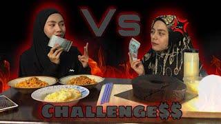 Cabaran Makan & Menang (eat challenge & win $$$)