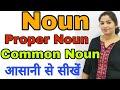 What is  NOUN ? Types of Noun,COLLECTIVE NOUN,PROPER NOUN,ABSTRACT NOUN,COMMON NOUN ,MATERIAL NOUN