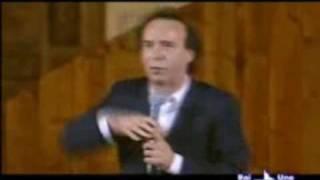 Roberto Benigni - 8° canto dell