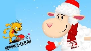 Рисование овцы  - НЕ видеоурок | Видеоуроки kopirka-ekb.ru