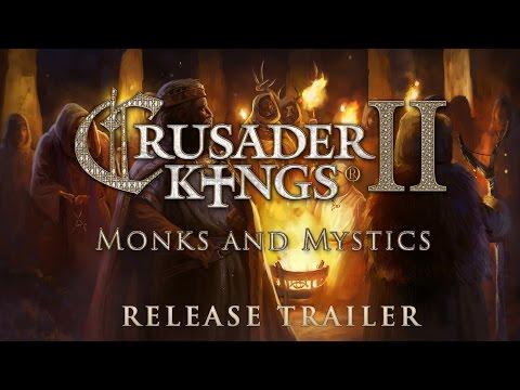 Crusader Kings II: Monks and Mystics - Release Trailer